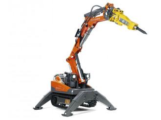 Demolačný robot DXR 140