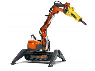 Demolačný robot DXR 270