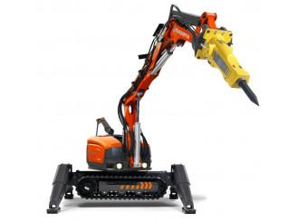 Demolačný robot DXR 300