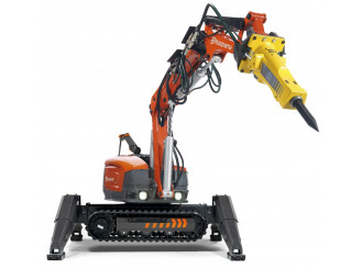 Demolačný robot DXR 310