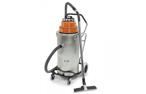 Priemyselný vysávač kvapalín a kalu W 70P