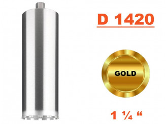 "Jadrový vrták Elite-Drill D 1420, Konektor 1 1/4"""
