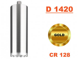 Jadrový vrták Elite-Drill D 1420, Konektor CR 128