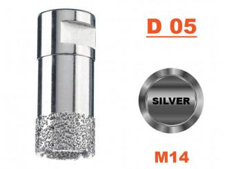 Jadrový vrták Vari-Drill D 05, Konektor M 14
