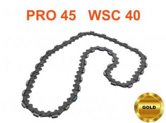 Diamantová reťaz PRO 45 WSC 40 pre stenové píly
